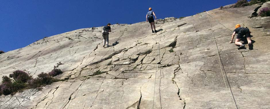 Climb to the top in North Wales with Snowdonia Adventure Activities